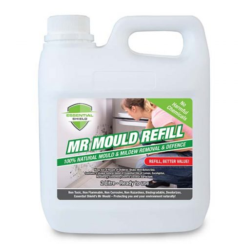 Essential Shield Mr Mould 2 Litre Refil Pack
