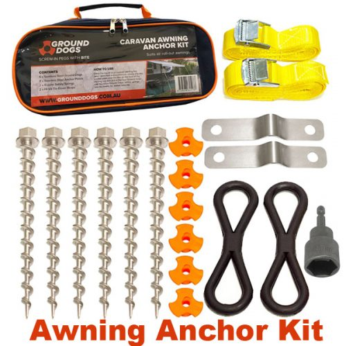 ground-dogs-tent-peg-awning-anchor-kit-new-with-socket