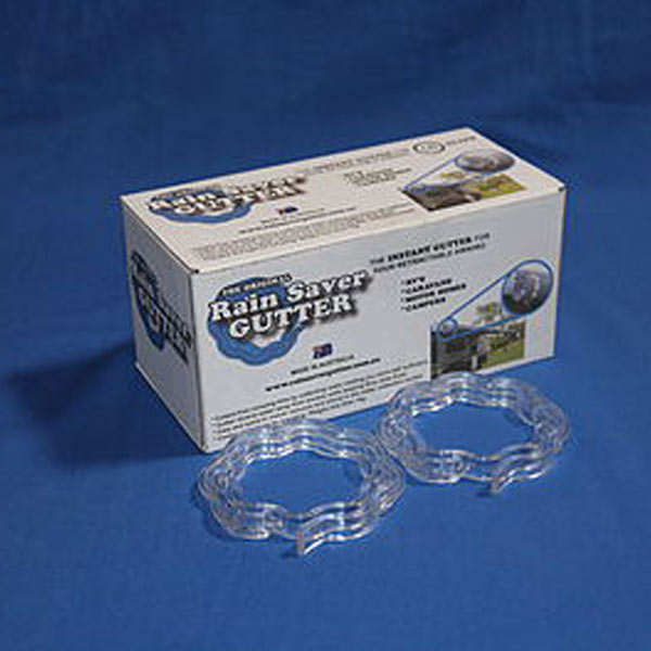 Rain Saver Gutter Boxed Set Clips