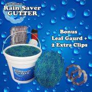 Rainsaver Gutter Bonus Pack