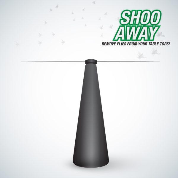 Shoo Away Keep The Flies Away