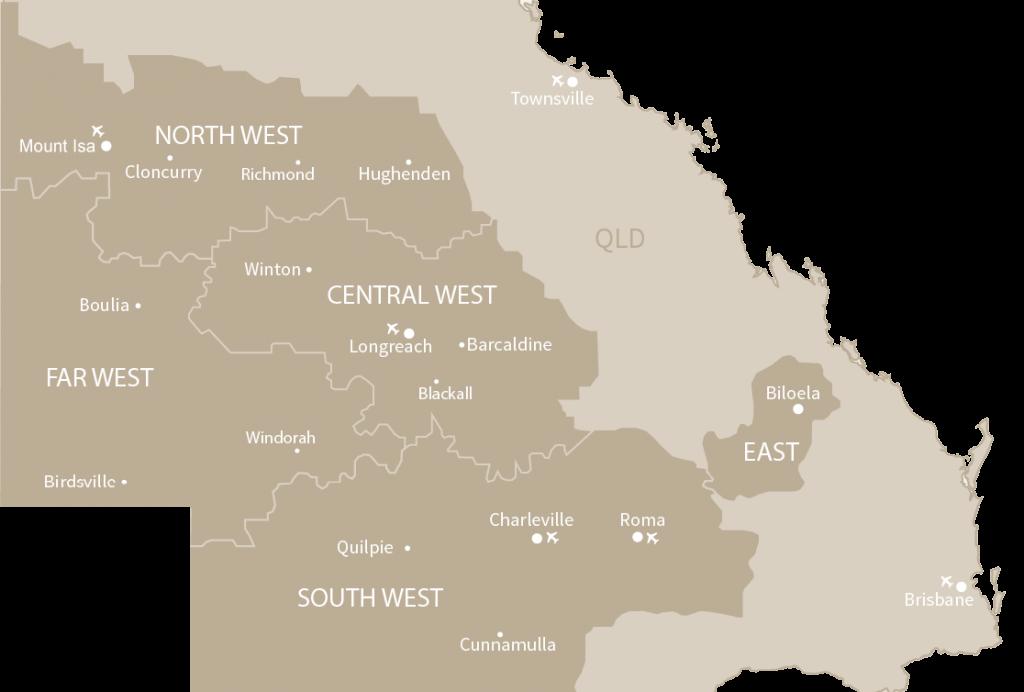 Outback, Full Range Camping