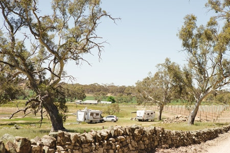 Brockenchack, Full Range Camping