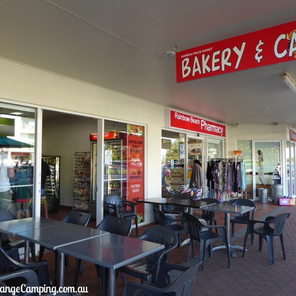 Rainbow Beach Cafe Bakery