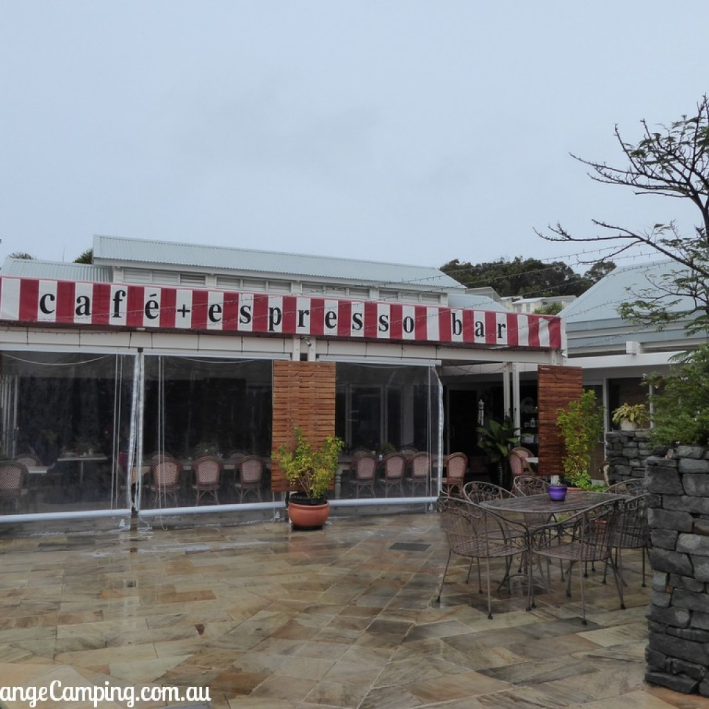 Rainbow Beach Cafes