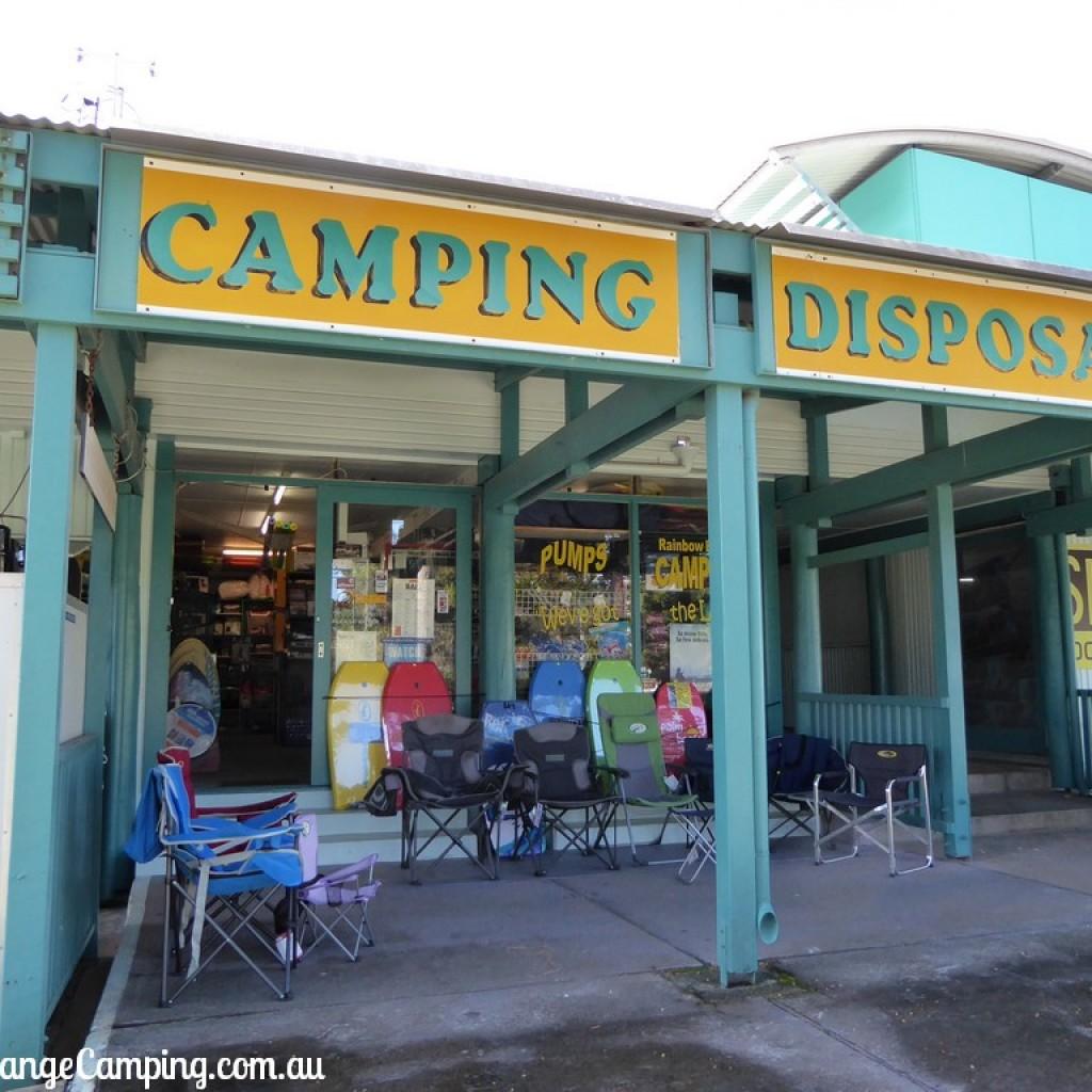 Rainbow Beach Camping & Disposals