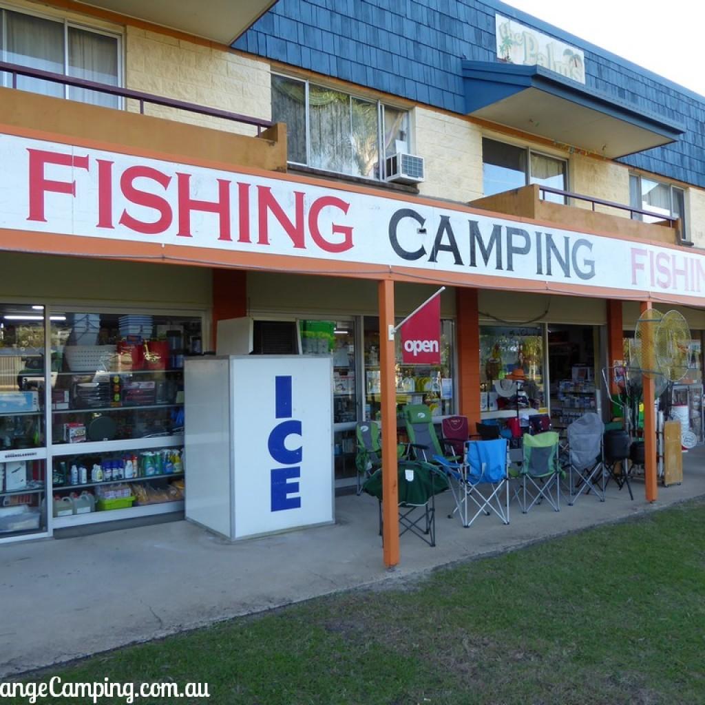 Rainbow Beach Fishing & Camping