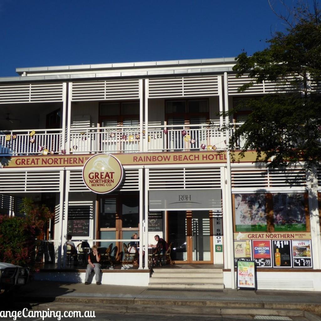 Rainbow Beach Pub