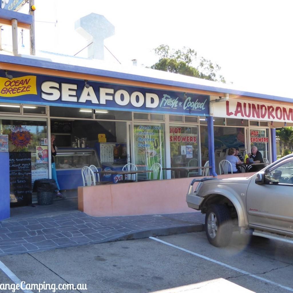 Rainbow Beach Seafood
