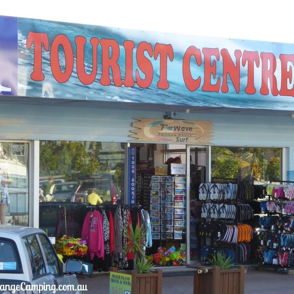 Rainbow Beach Tourist Centre