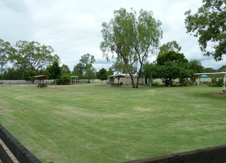 Chinchilla Caravan Park Dog Friendly