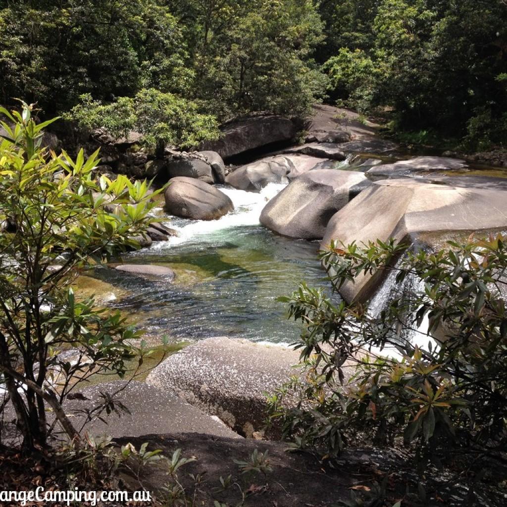 Babinda, Full Range Camping
