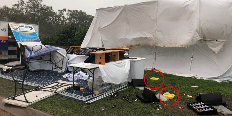Ground Dogs, Full Range Camping
