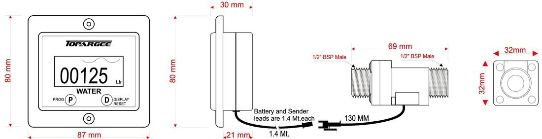 Water Tank Gauge  U2013 Accurate Water Measuring With Nothing