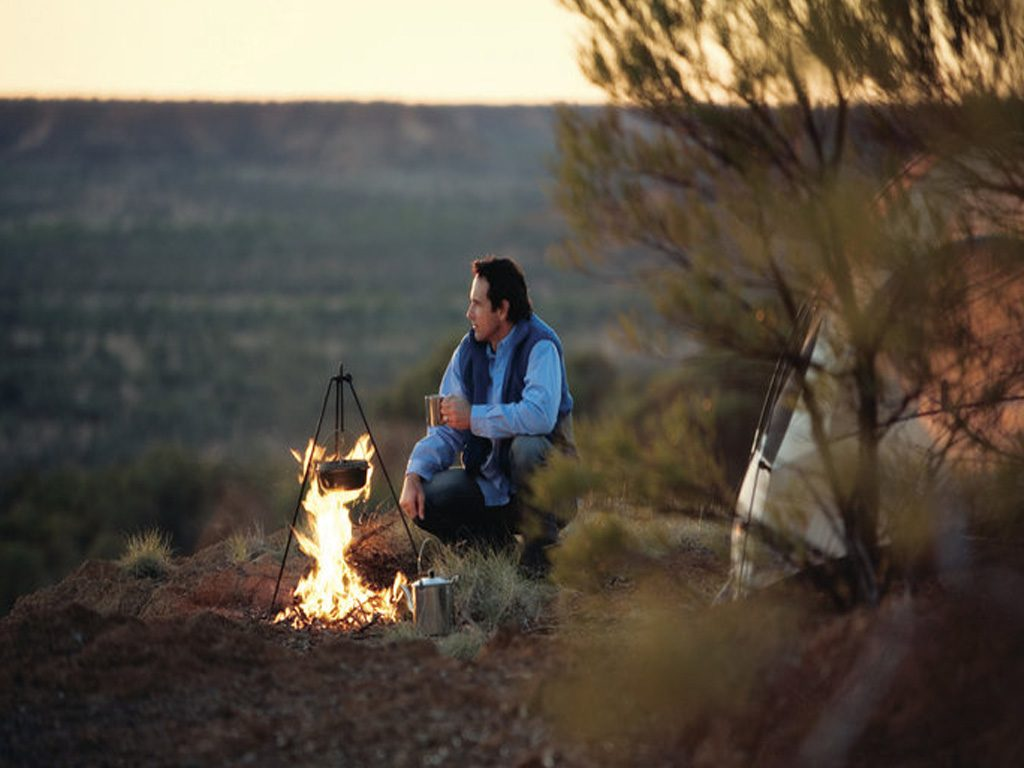 Experience Outback Style Cooking While Enjoying The Nature