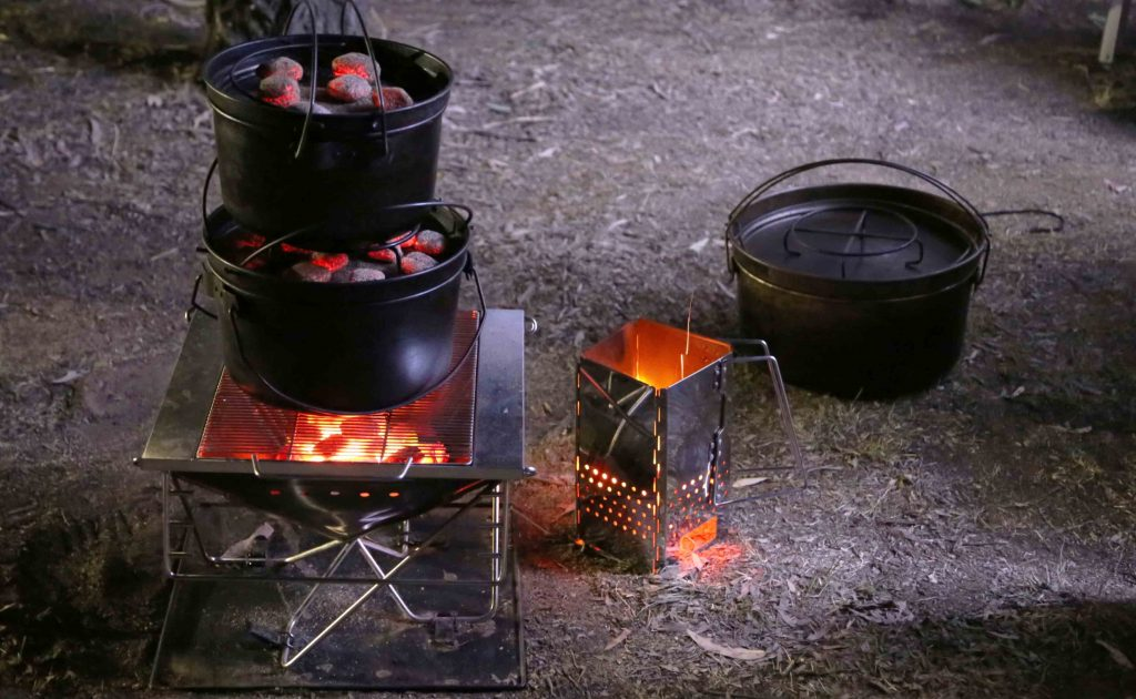 The Many Uses Of Quokka Fire Pit And Bbq