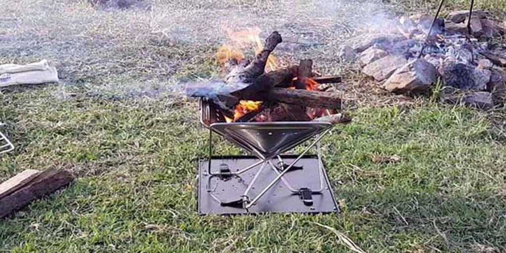 Convertible Quokka Fire Pit