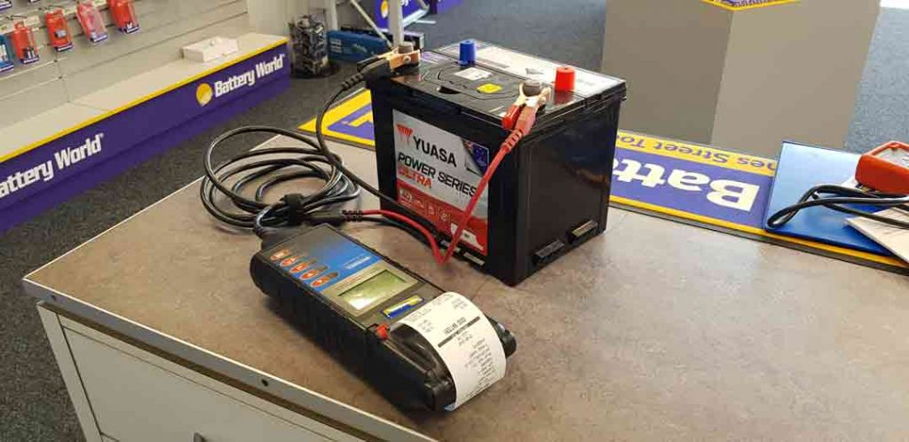 Battery World Offers Full Battery Testing and Analysis