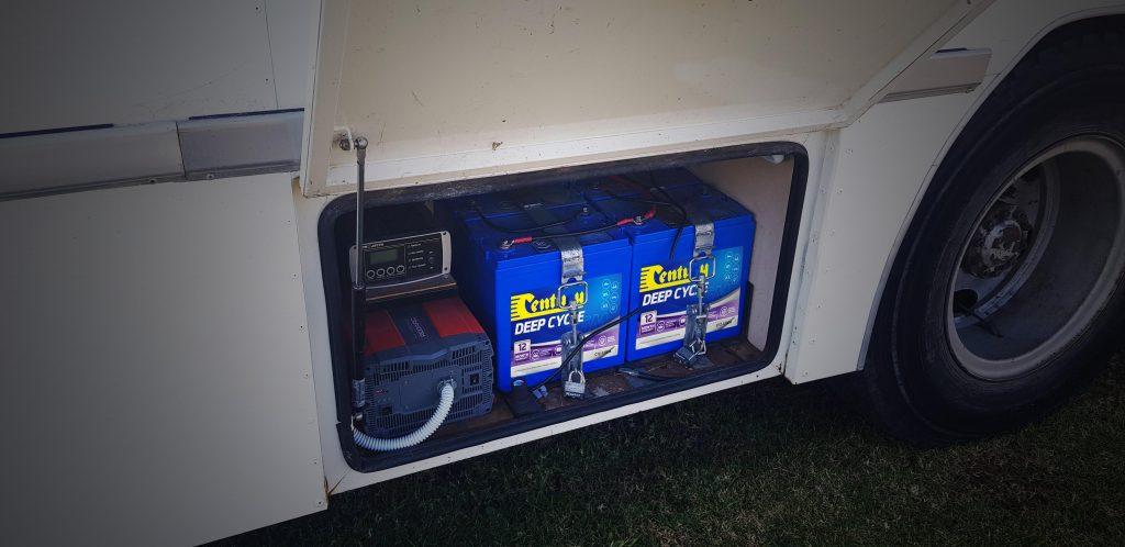 Battery World Has Batteries Perfect for Caravan & Motor Home