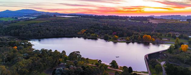The Beautiful Lake Canobolas