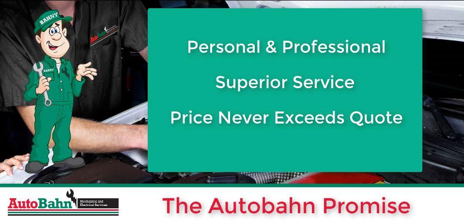 The Autobahn Promise