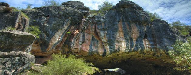 Arch Cave Borenore