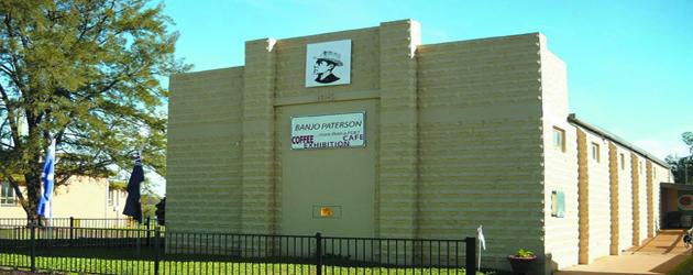 Banjo Paterson Museum In Cabbone