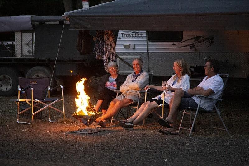 Quokka, Full Range Camping