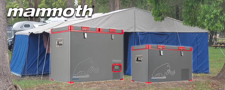 Mammoth by Primus - Excellence in Portable Fridges for Camping