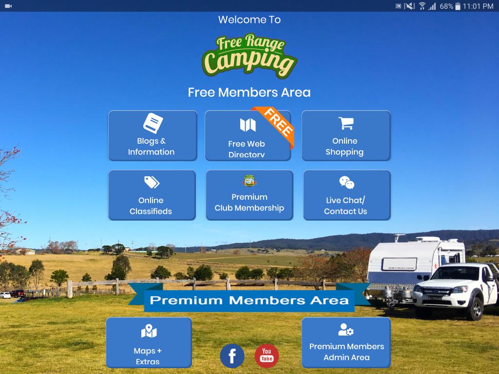 Version, Full Range Camping
