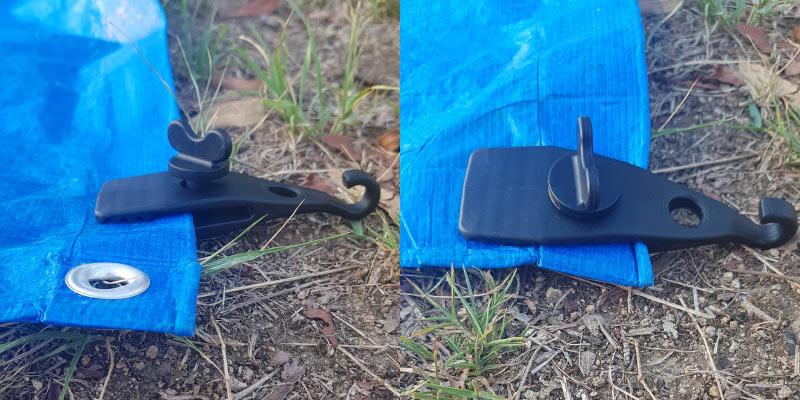 Tarp Grippers, Full Range Camping