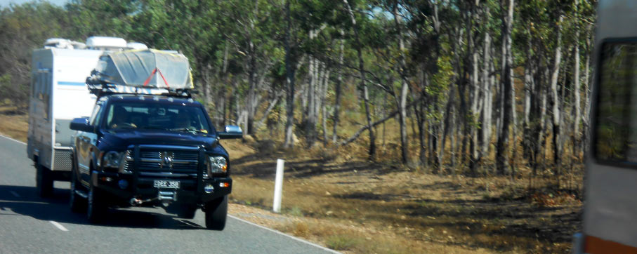 f4ffb1bcc0e Safe Overtaking While Towing a Caravan - Free Range Camping