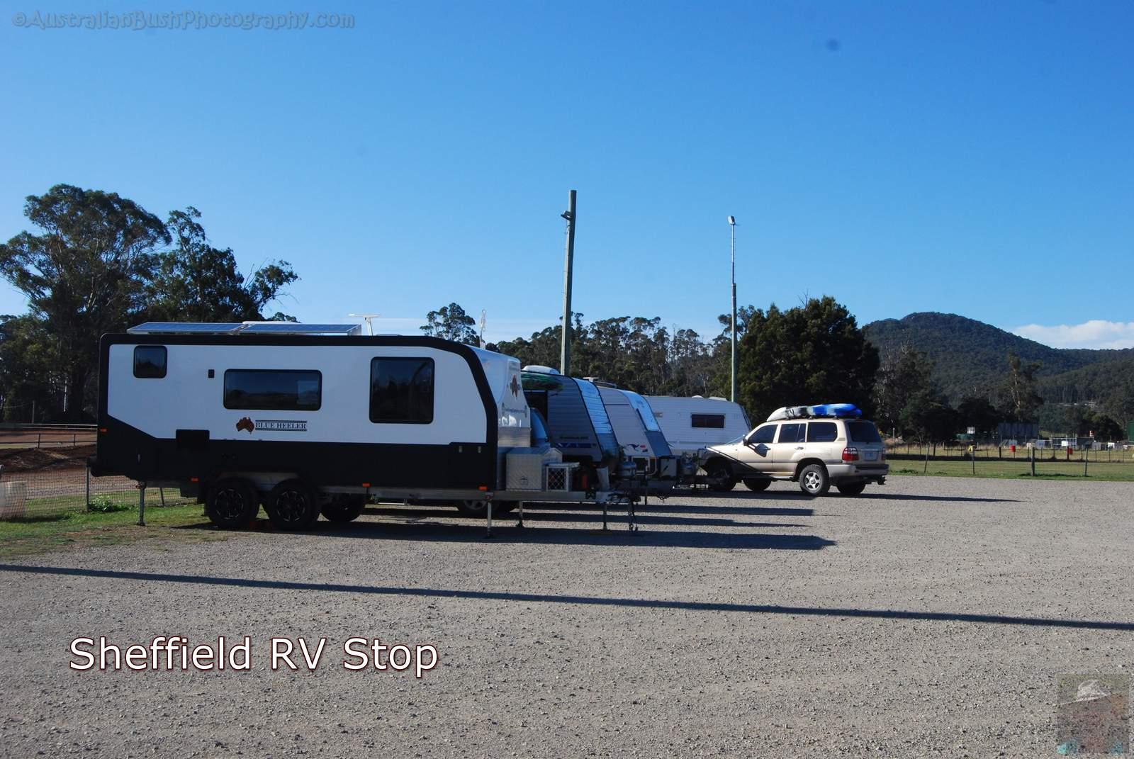 Grey Water, Full Range Camping