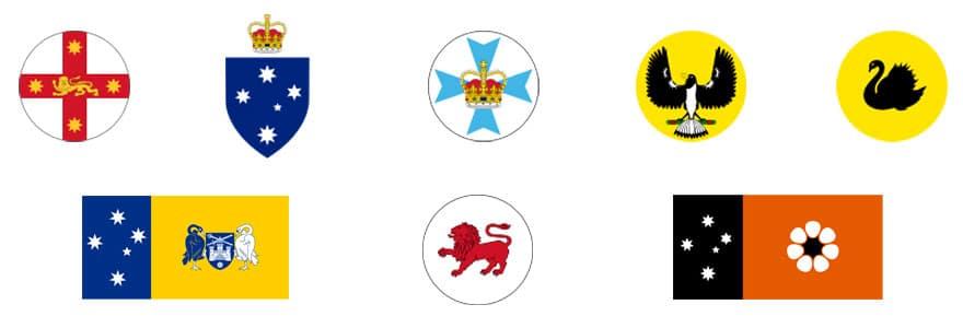 australian-states-badges