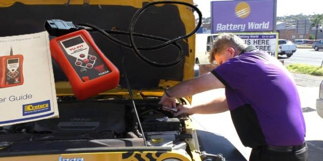 DIY Battery Change – Are You Protected?