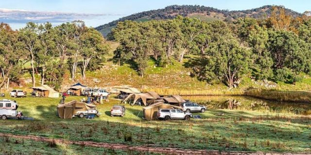Campsite Review – Camp at Old Bara