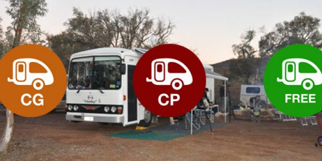 How to Find Free Camps, Campgrounds, C'van Parks in the Free Online Maps