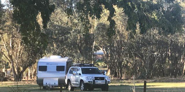 Campsite Review – Homebush Park Camp