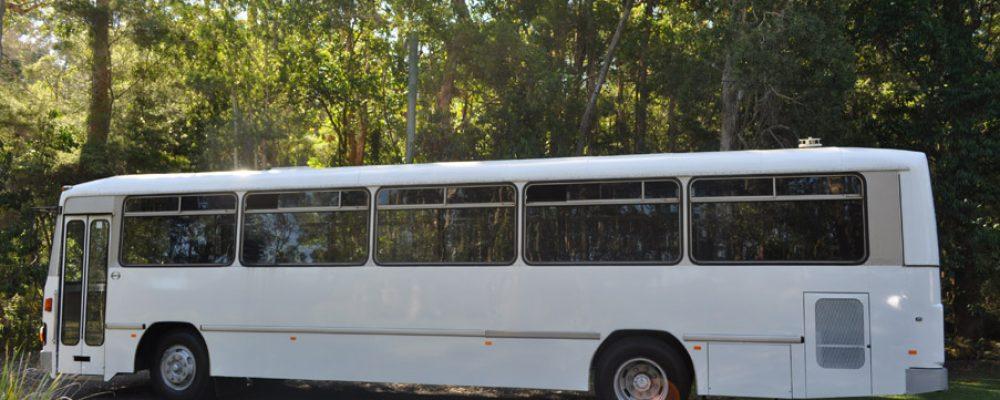 Bus Conversion Part 1 Full Range Camping