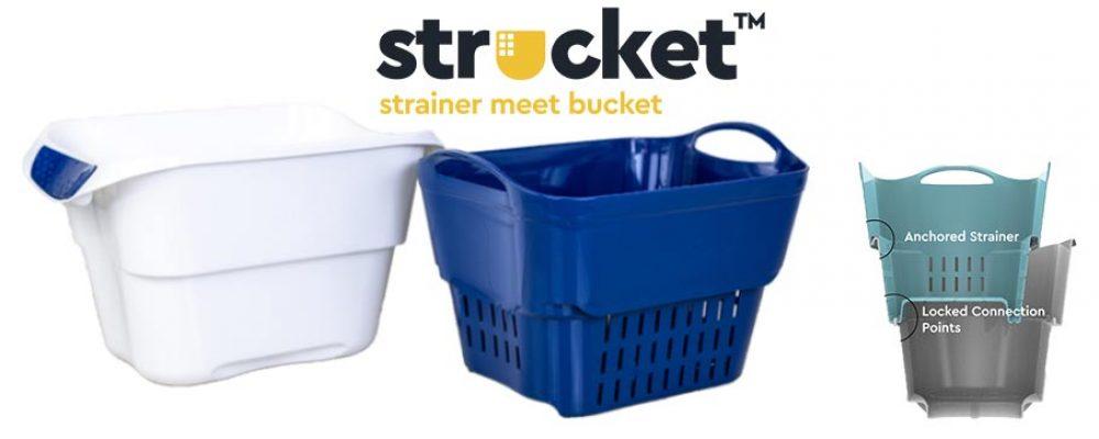 Strucket – Strainer meet Bucket meets Campers