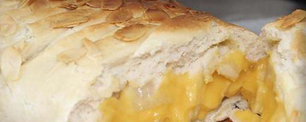 Camp Oven – Braided Custard Fruit Bread
