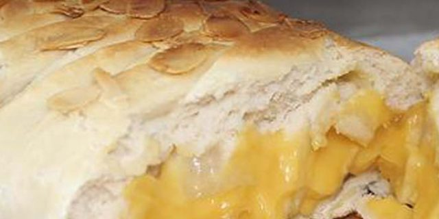 Camp Oven – Braided Custard Fruit Bread