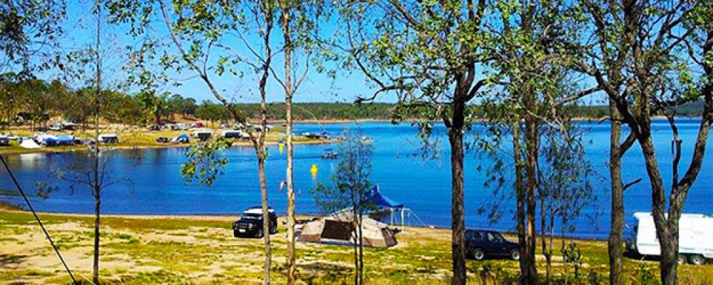 Places To Stay – Boondooma Dam, Proston, QLD