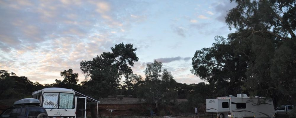 Alpana Station, Flinders Ranges, SA – Low Cost Camp