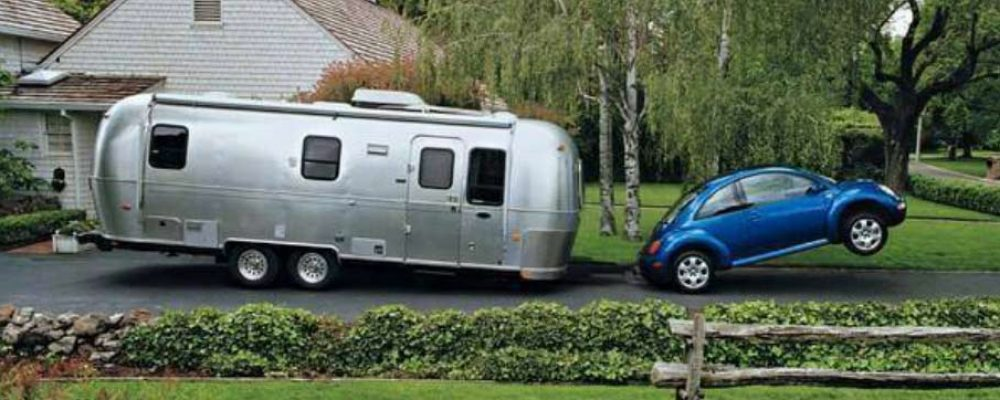 Water Tanks in Caravans – How does it affect Tow Ball Loading?