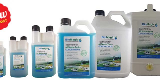 BioMagic Concentrate for All Waste Tanks – New & Improved Formula