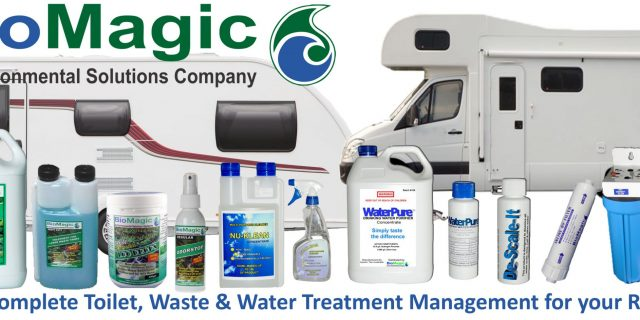 BioMagic – Toilet, Waste & Water Treatment Management for your RV:UPDATED