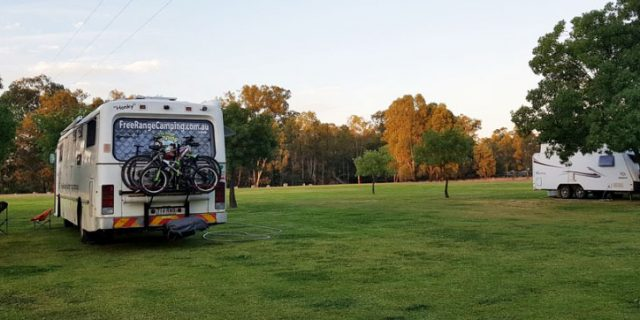 Campsite of the Month – Big 4 Wagga Wagga