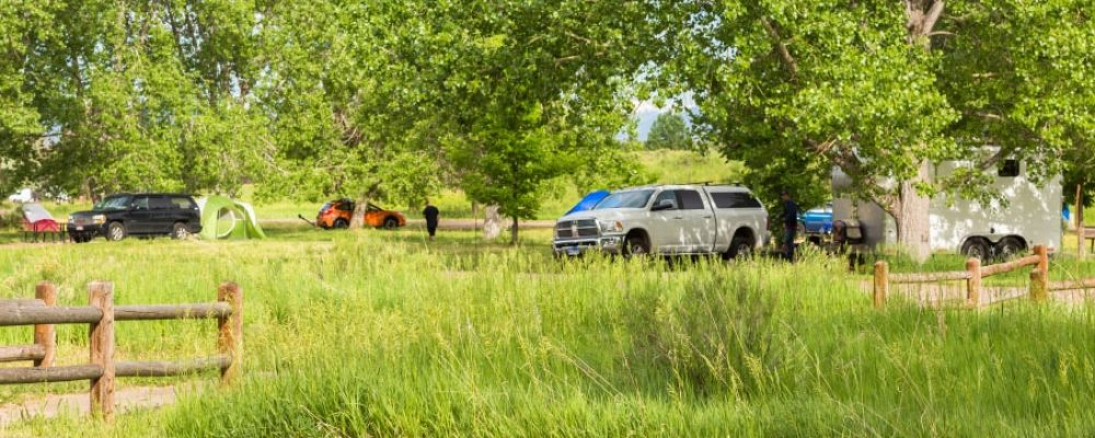 10 Tips For Choosing Your Campsite