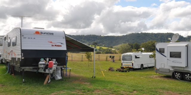 Covid-19, Caravan & Campgrounds Industry Update, 26 March 2020